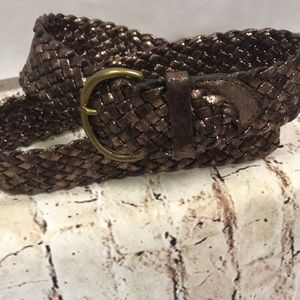 Loft Braided Belt